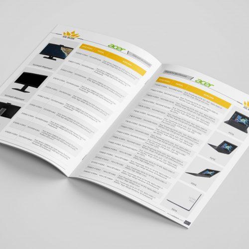Asil Bilisim Katalog Basımı