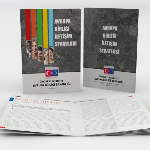 Avrupa Birligi Bakanligi Kitap Basımı