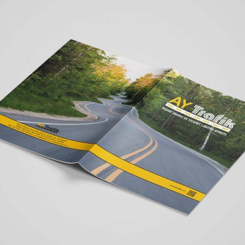 Ay Trafik Katalog Basımı