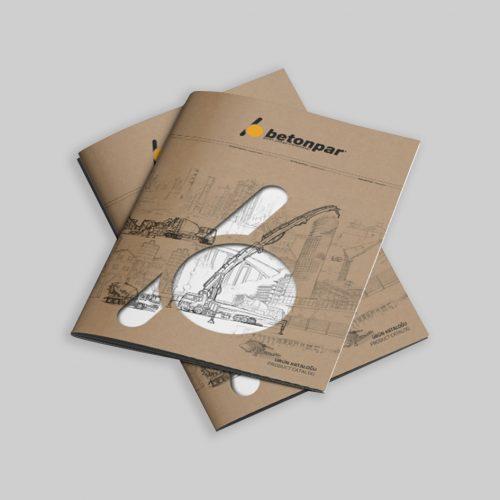Betonpar Kosgeb Destekli Katalog Basımı