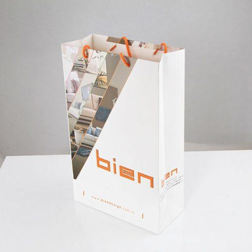 Bien Design Karton Canta Basımı