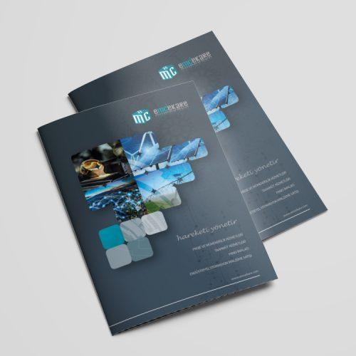 Emcekare Kosgeb Destekli Katalog Basımı