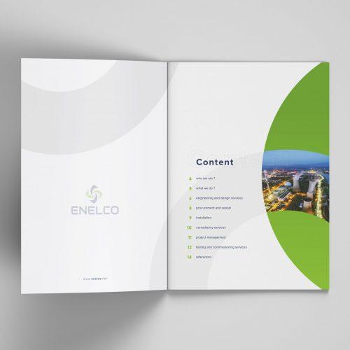 Enelco Katalog Basımı