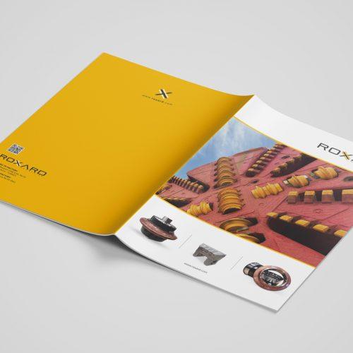 Roxard Industries Katalog Basımı