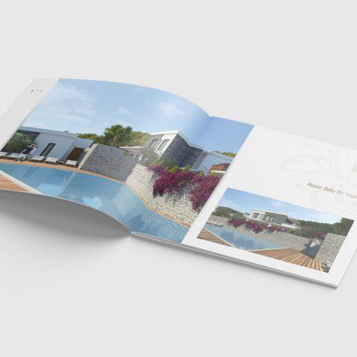 Suda Küçükbük  Evleri Katalog Basımı