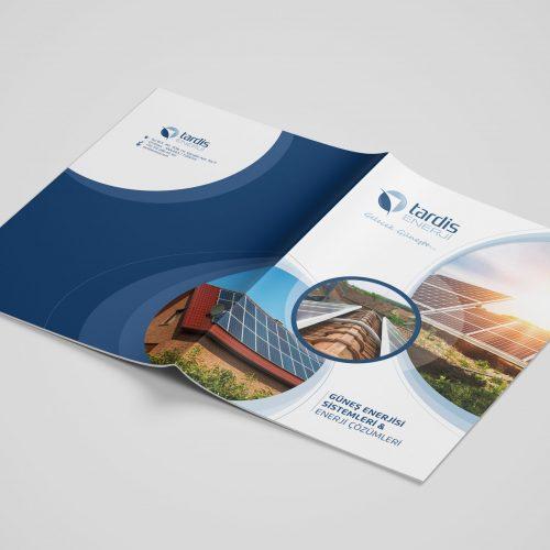 Tardis Enerji Katalog Basımı