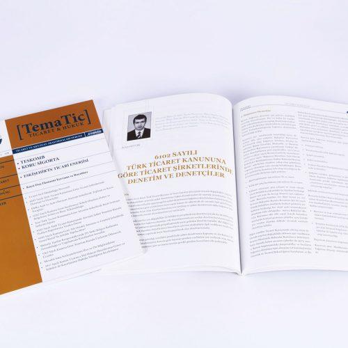 Tematic Dergi Basımı